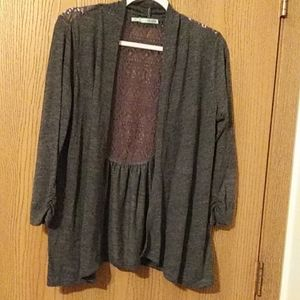Maurices size L. Over shirt